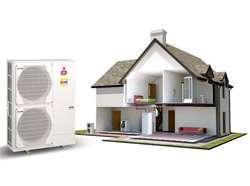 Кондиционеры, отопление и вентиляция от Mitsubishi Electric
